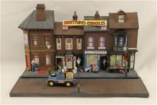 Britains #8673 Circus Street Parade Diorama