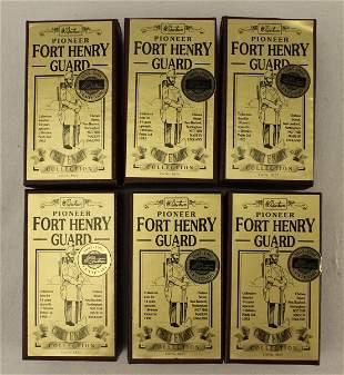 Britains #8823 Fort Henry Guard Pioneers