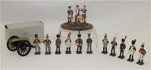 Reeves Lot Napoleonic War Figures