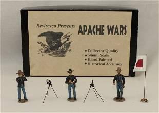 Reviresco #AW-1886-7 Apache Wars