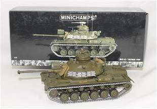 Minichamps Patton Tank