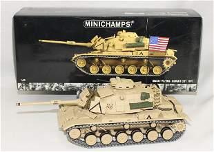 Minichamps M 60A1 Tank with ERA