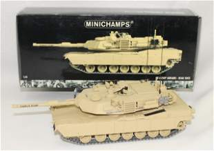 Minichamps Abrams Tank