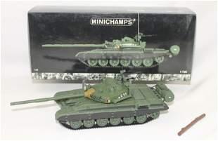 Minichamps T-72 M1 Tank