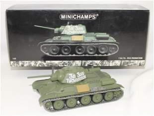 Minichamps Soviet Tank