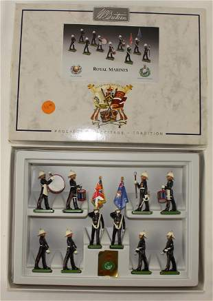 Britains #5804 Royal Marines