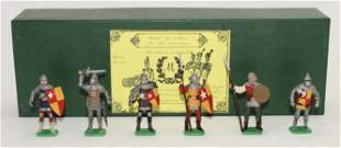 Mulberry Miniatures Set Oxford Men at Arms