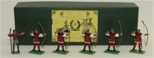 Mulberry Miniatures Set English Royal Archers