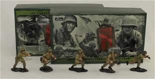 Britains Lot British Paratroopers