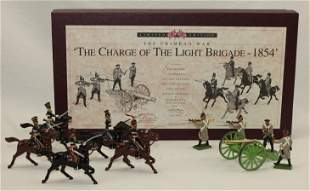 Britains #5197 Charge of the Light Brigade