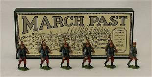 March Past #005 French Infantry, 1914