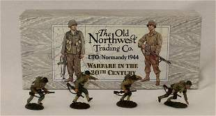 Old Northwest Trading Co. Set American Soldiers