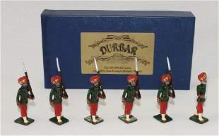 Marlborough Erinpura Regiment with Officer