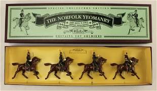 Britains #8892 Norfolk Yeomanry