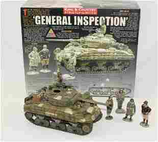 King & Country #BBA015SL  M4/76 Sherman Tank