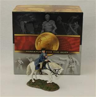 Conte #REV020 General George Washington Mounted