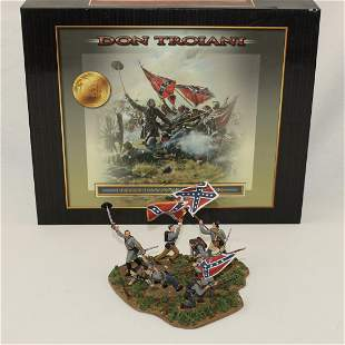 Conte #DT59005 Confederate Infantry Gettysburg