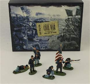 Britains #17245 ACW Union Infantry