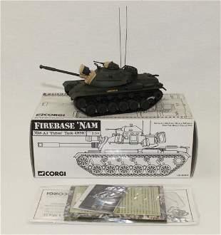 Corgi #50302 USMC M48-A3 Patton Tank