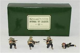 King & Country #VN008 Viet Cong in Action