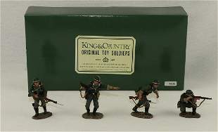 King & Country #WS039 Germans Advancing