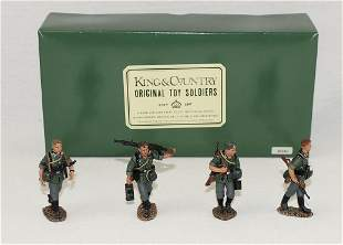 King & Country #WS040 German Machine Gun Team