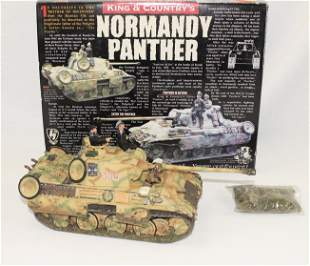 King & Country #WS072 Normandy Panther Tank