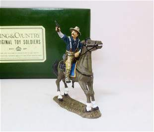 """King & Country #RR08 Roosevelt """"The Rough Rider"""""""
