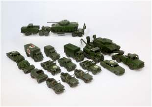 Dinky Military Vehicle Collection