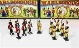 Marlborough Indian Army Regiments