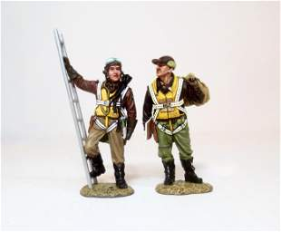 King & Country WWII Air Force Figures