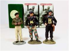 King & Country WWII Single Figures