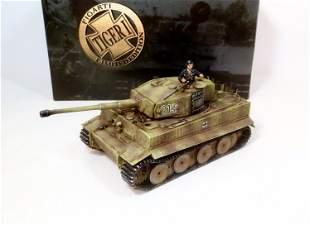 """Figarti WWII German """"Tiger I Tank"""""""