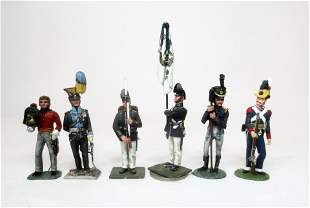 Napoleonic Military Model Figures