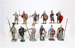Medieval Military Models Selection
