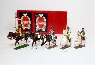 Tradition & Mignot Mounted Figures