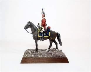 Military Model British 1st Co. Horse Grenadiers