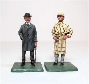 Sherlock Holmes & Doctor Watson