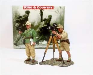 King & Country #AK054 News Reel Team