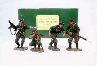 King & Country #WS039 Wehrmacht Soldiers