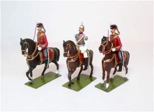Alte Deutsche Large Scale German Officers