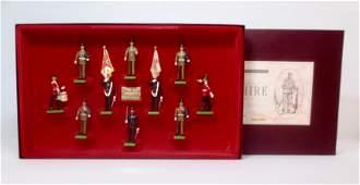 Britains #5189 Cheshire Regiment