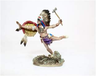 American Indian Sioux Chief