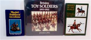 Model Soldiers and Britains Soldiers Books