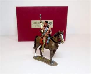 """John Jenkins #RSF24B """"Mounted Woodland Indian"""""""
