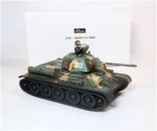 Britains #17497 Soviet T-34 Tank