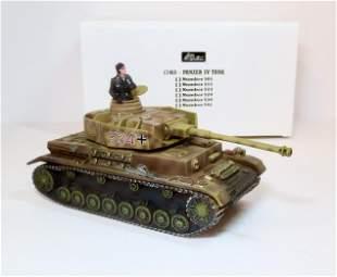 Britains #17460 Panzer IV Tank (534)