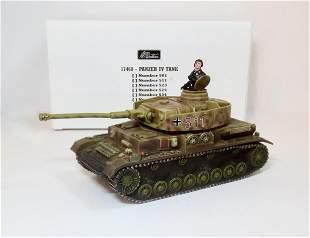 Britains #17460 Panzer IV Tank (511)