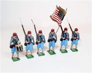 American Civil War Union Zouaves