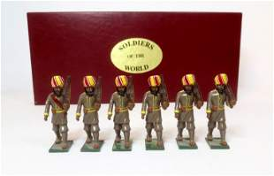 Soldiers Of The World #IA14 Indian Army 1914